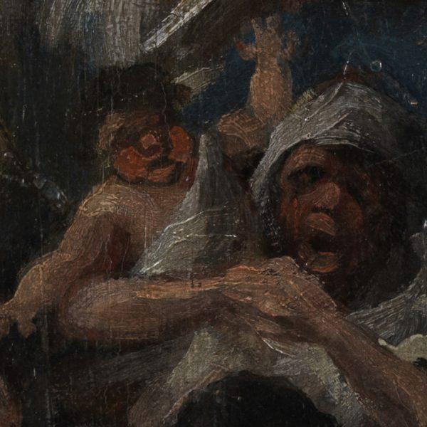 Per un Goya ritrovato. Connoisseurship attributiva in un dialogo a  tre voci: Roberta Bernabei intervista Chiara Felicetti, Vincenzo Palleschi e Orietta Verdi